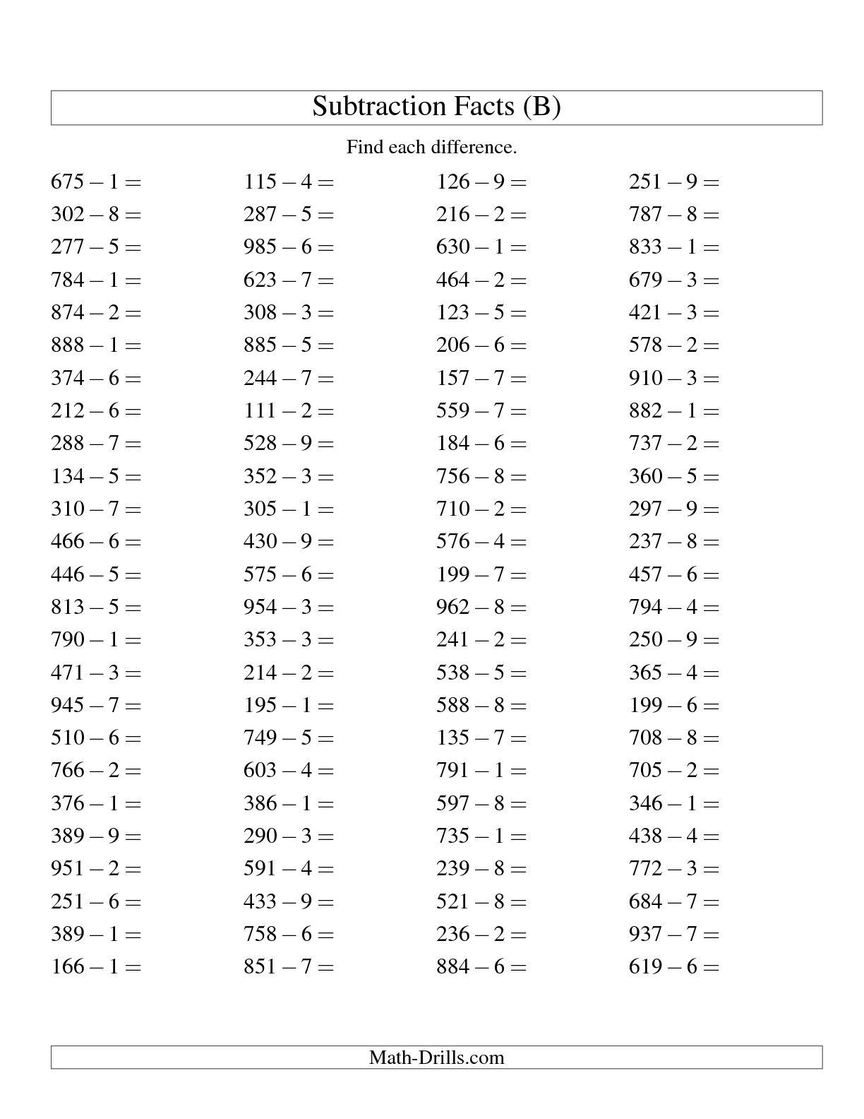 13 Best Images Of Vertical Addition Worksheets For