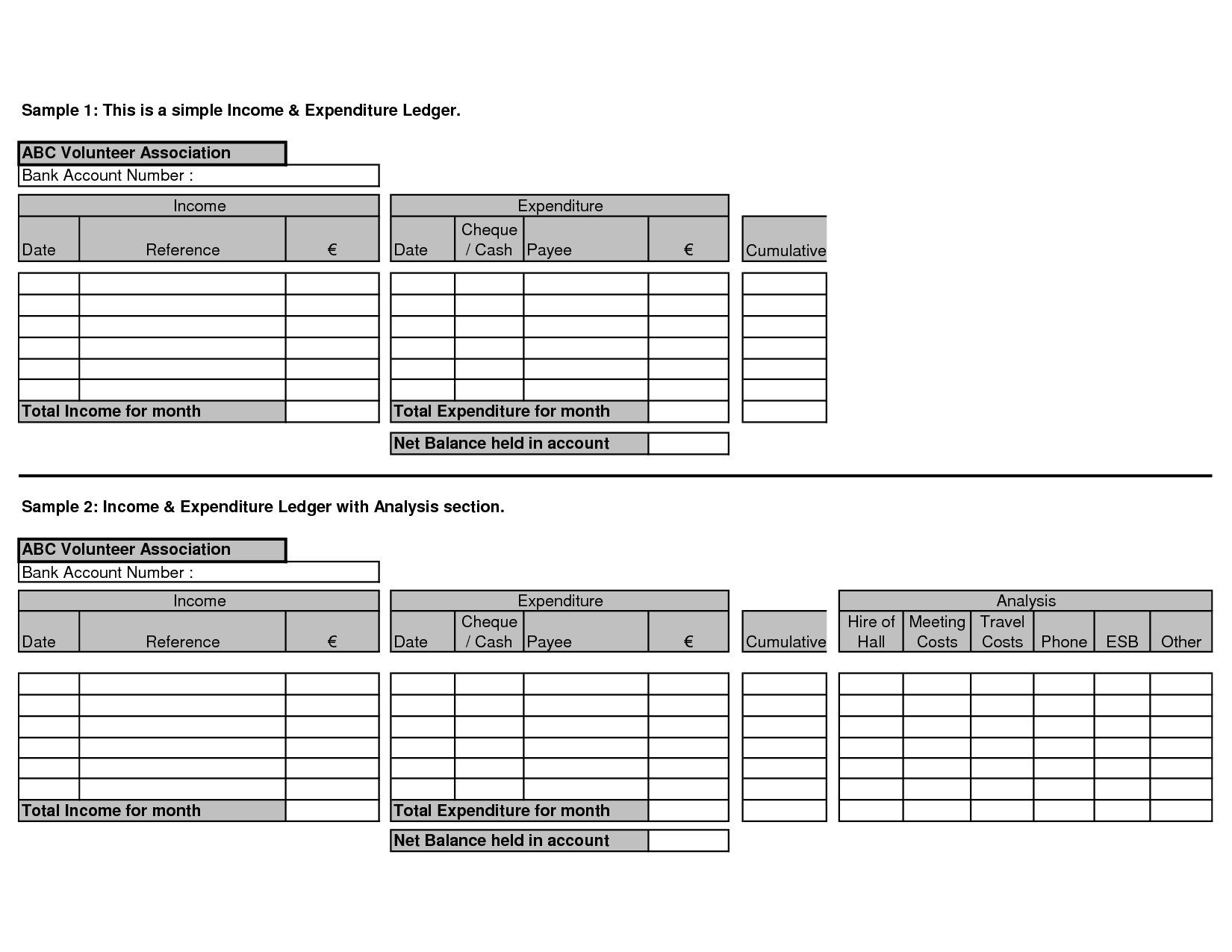 15 Best Images Of Accounting Trial Balance Worksheet