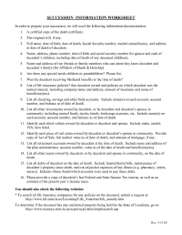 10 Best Images of Ecological Succession Worksheet Answer ...