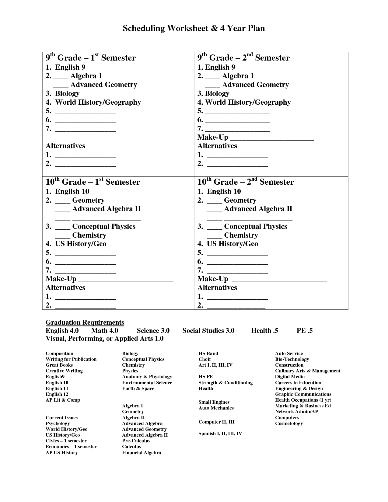 16 Best Images Of 9th Grade Printable Geometry Worksheets