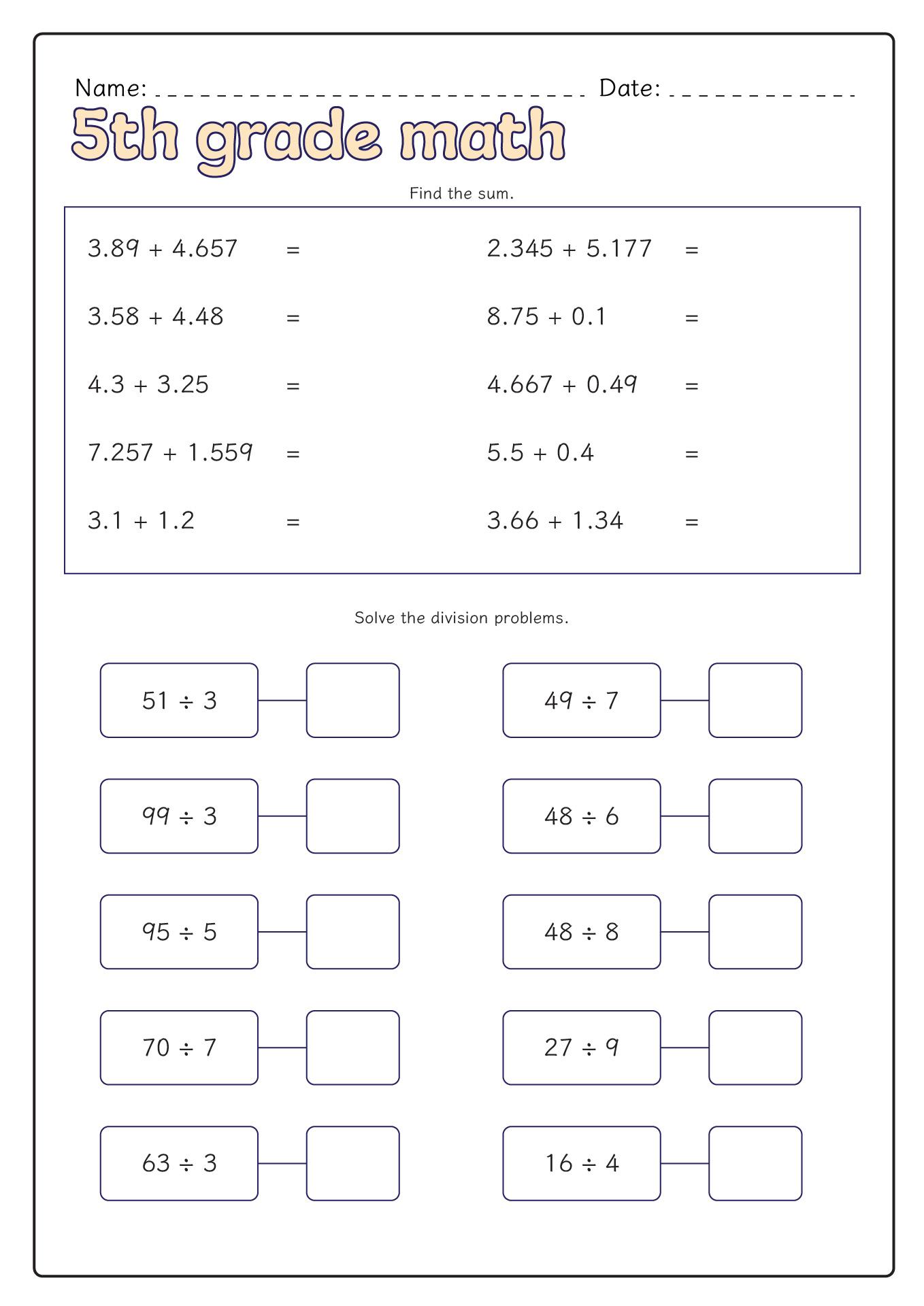 13 Best Images Of Missing Number Multiplication Worksheets