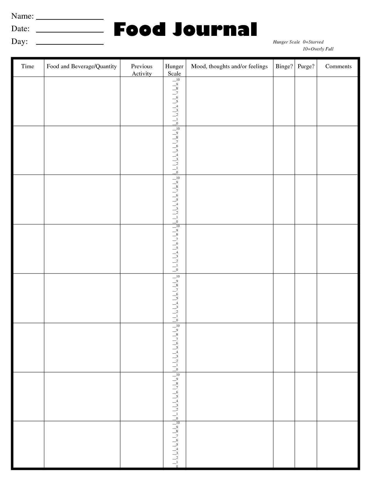 13 Best Images Of Basic Log Worksheet