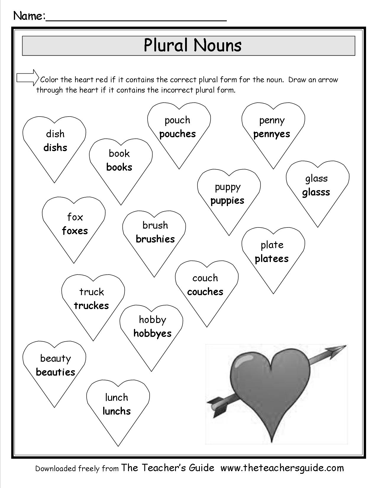19 Best Images Of Identifying Pronouns Worksheet