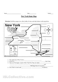 9 Best Images of Map Skills Worksheets High School ...
