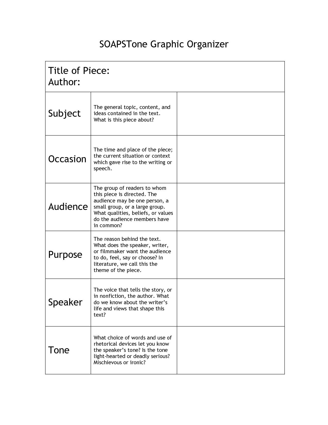 11 Best Images Of Soapstone English Worksheet