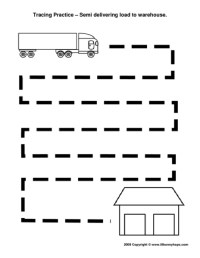 17 Best Images of Cutting Straight Lines Worksheet ...