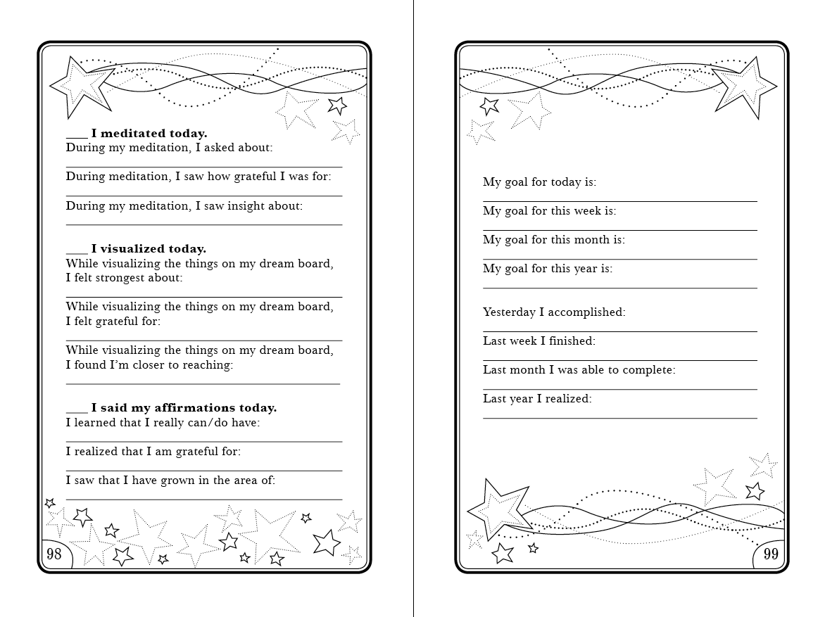 Worksheet Cbt Positive Affirmations
