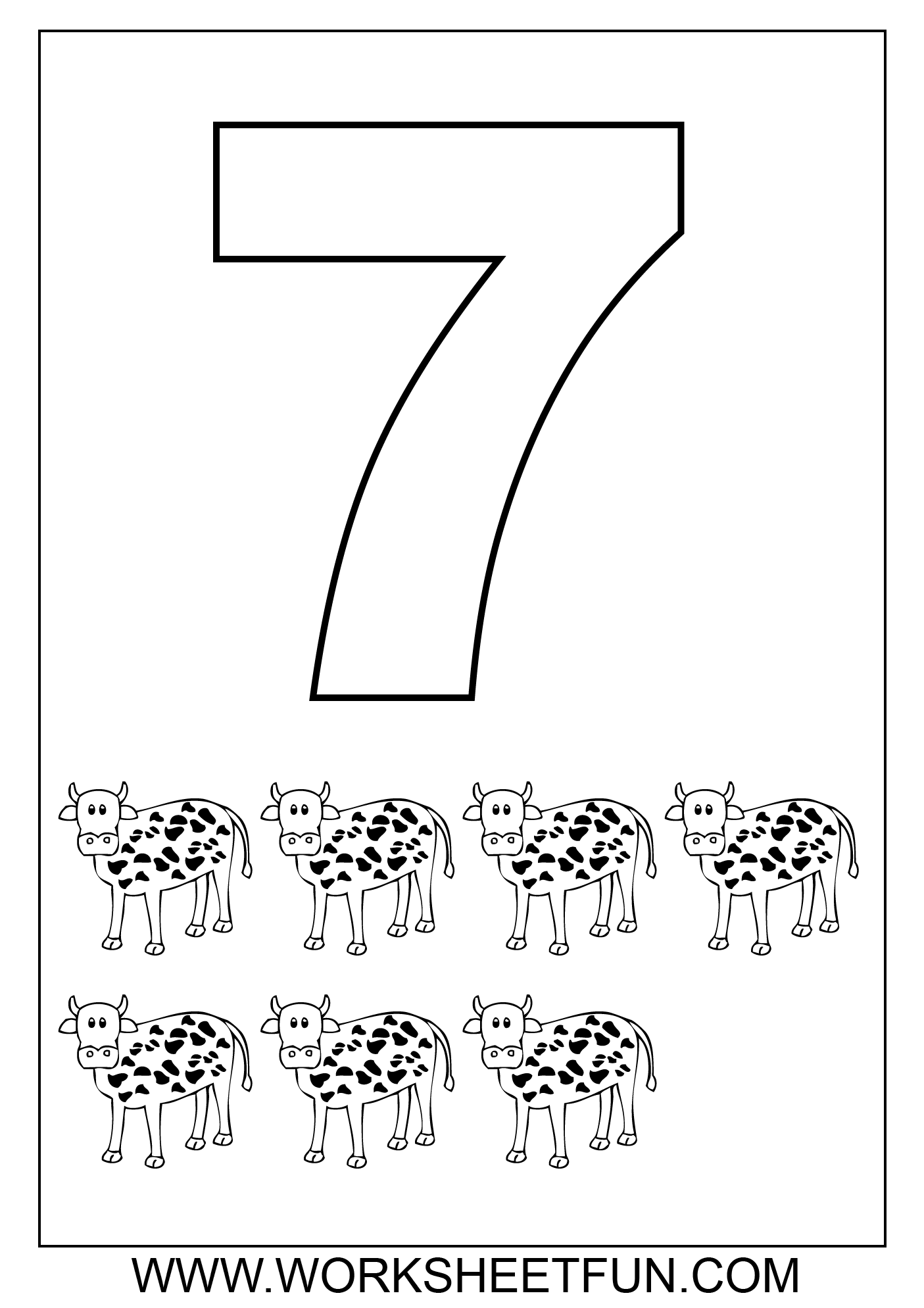 16 Best Images Of Numbers 1 50 Worksheets