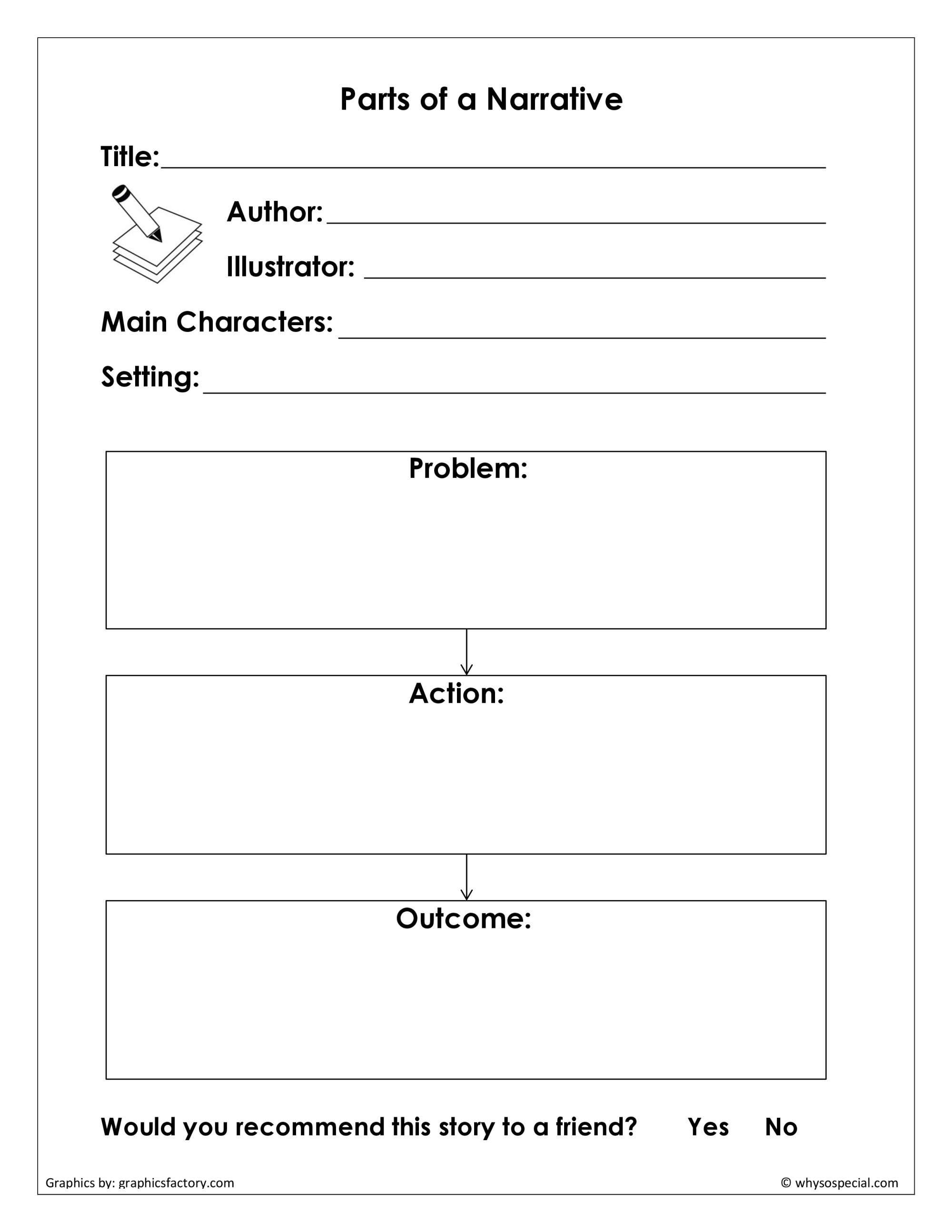 hight resolution of Theme Organizer Worksheet   Printable Worksheets and Activities for  Teachers