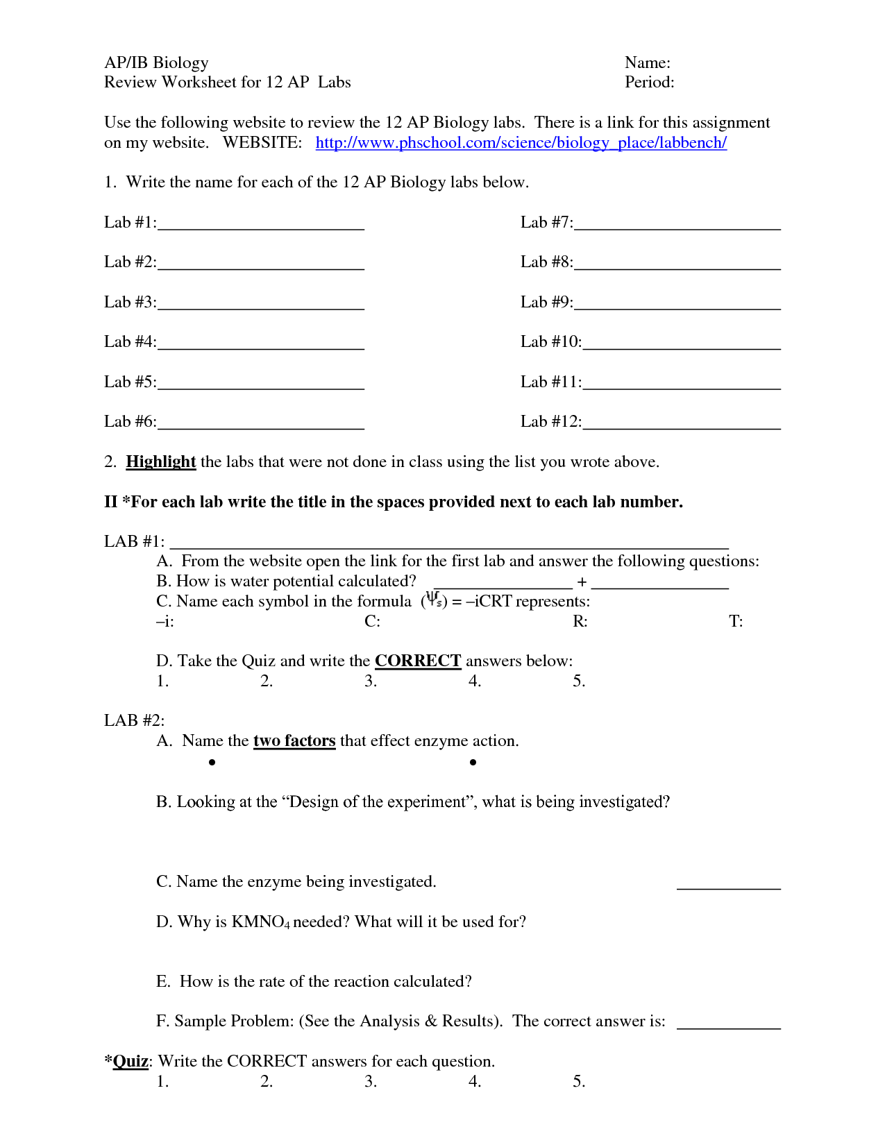 18 Best Images Of Cell Cycle Labeling Worksheet Answers
