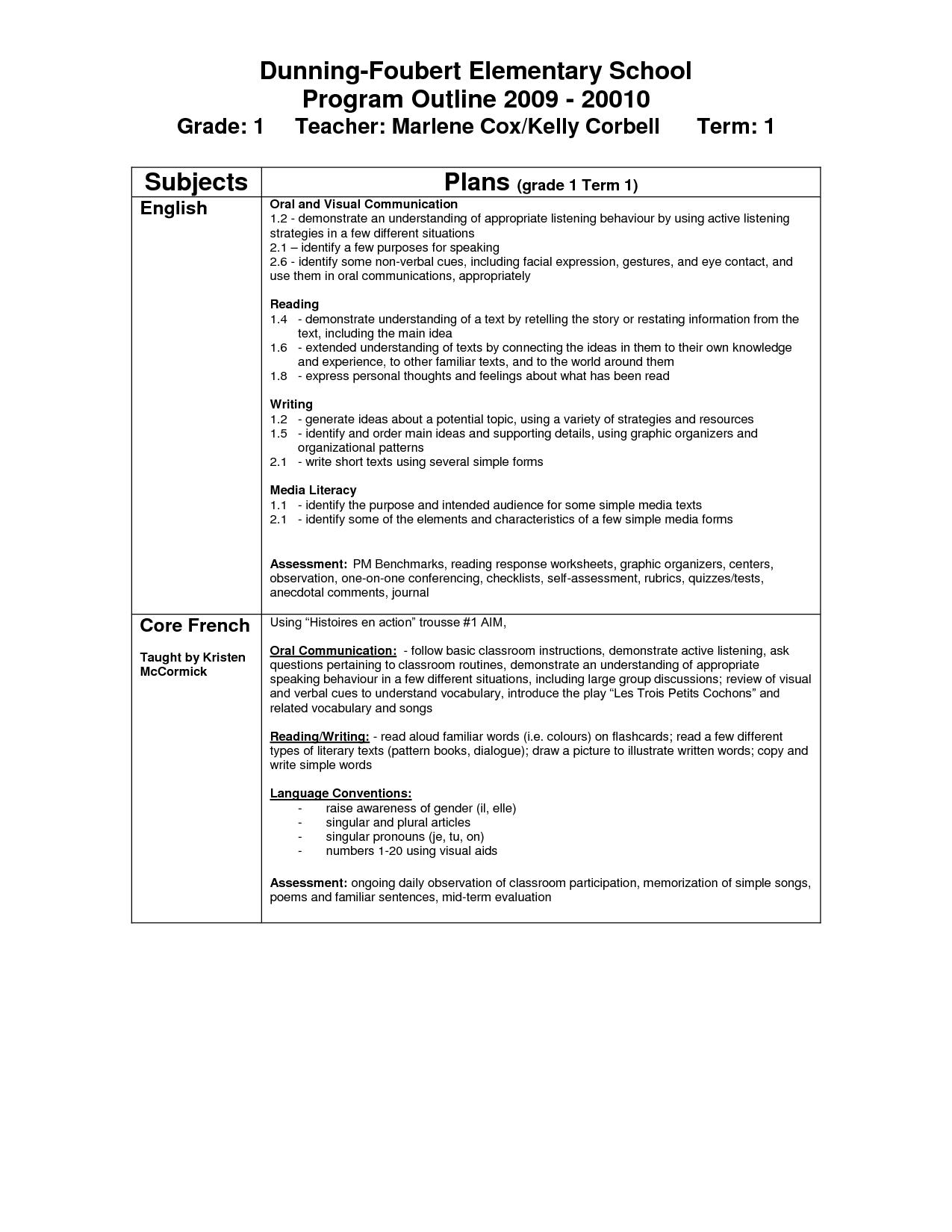 Create Math Worksheet 1st Grade