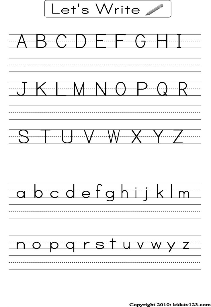 Alphabet Writing Practice Sheet Alphabet Writing Practice Alphabet  Worksheets Kindergarten Dubai Khalifa