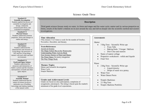 small resolution of Changes In Matter Worksheets Third Grade   Printable Worksheets and  Activities for Teachers
