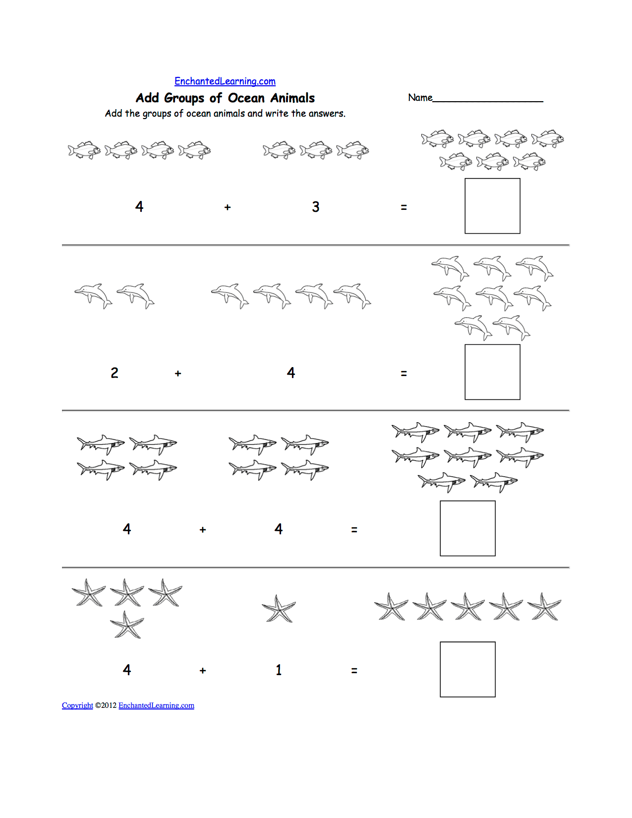 7 Best Images Of Animal Habitat Worksheets For