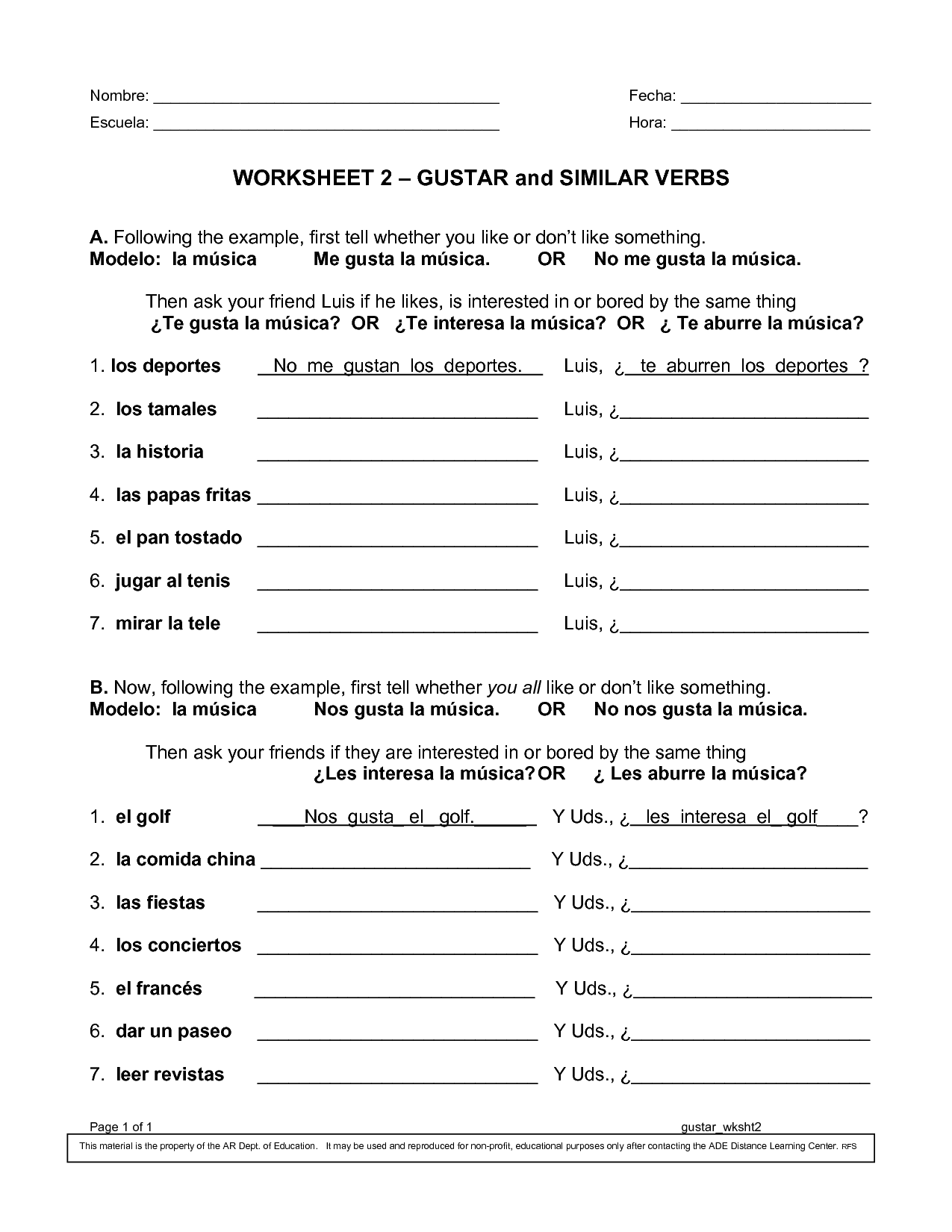 Other Worksheet Category Page 655