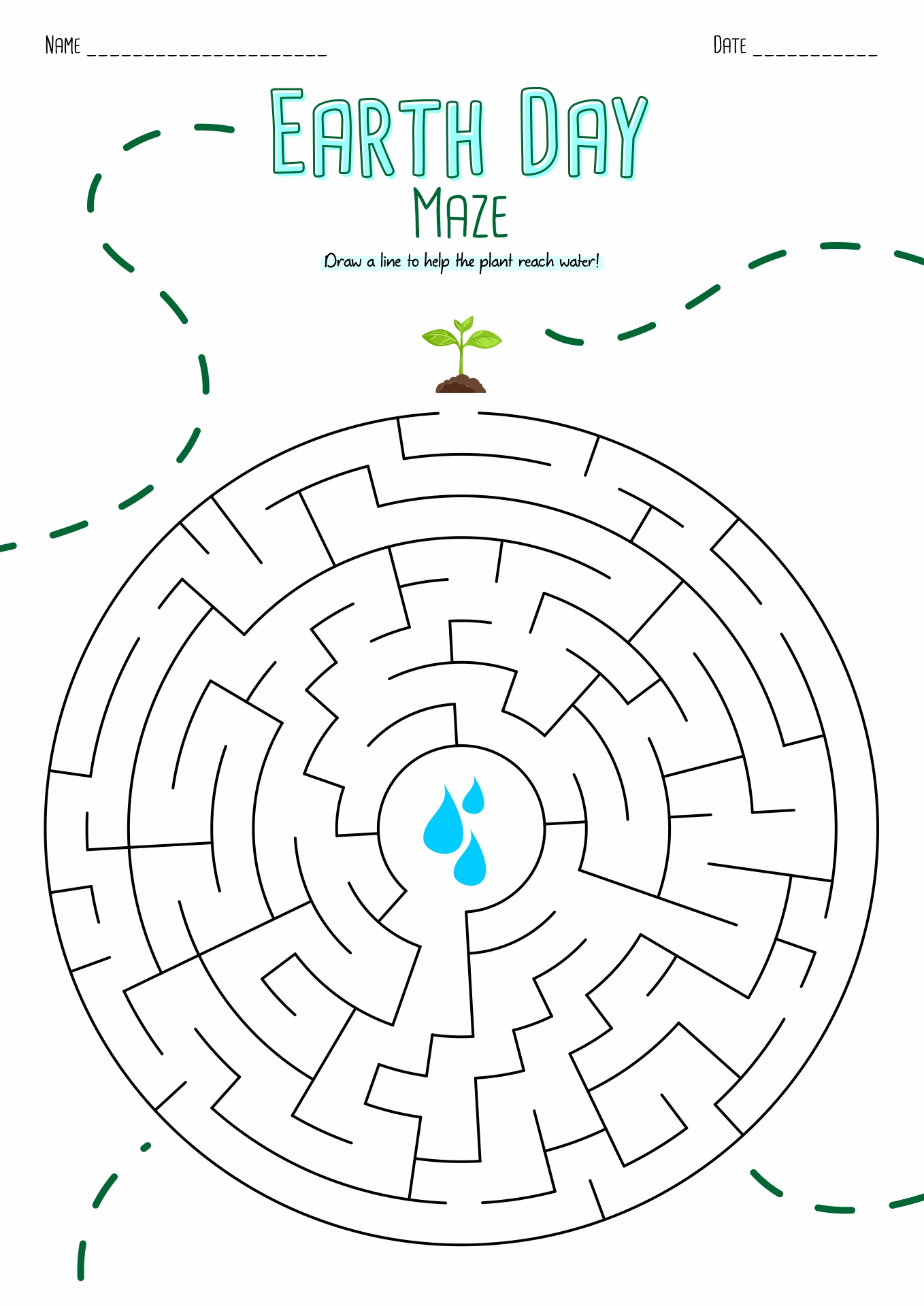 12 Best Images Of Recycling Coloring Worksheets