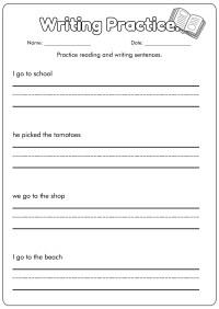 17 Best Images of Simple Sentence Worksheets 6th Grade ...