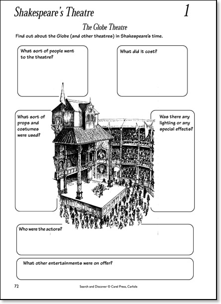 14 Best Images of Library Research Skills Worksheets