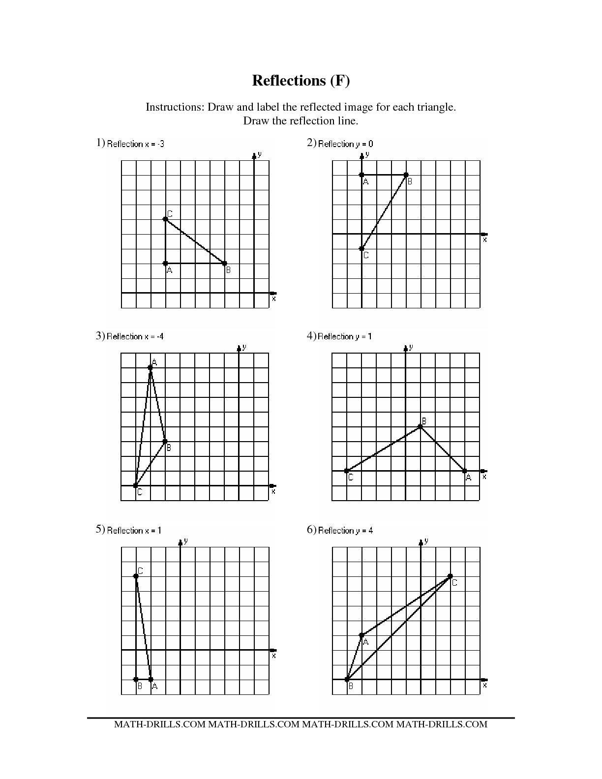 18 Best Images of Dilations Geometry Worksheets Answers