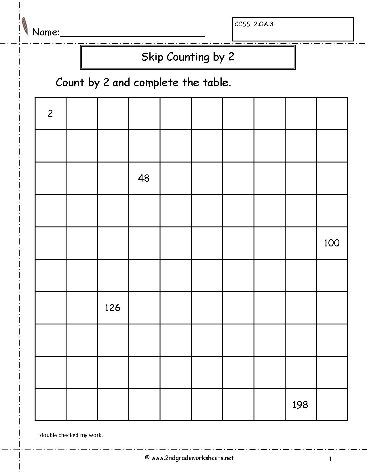 Counting Sets Of Ten Worksheet