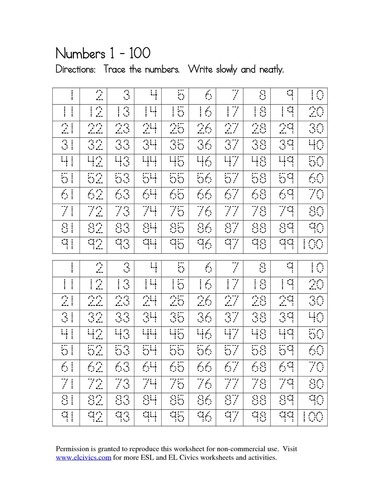 8 Best Images Of Number Train Worksheets 10 20