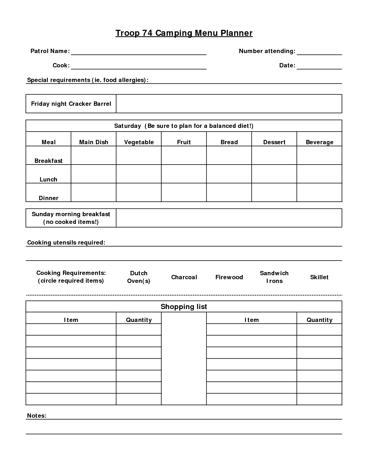 11 Best Images Of A Balanced Meal Plan Worksheet