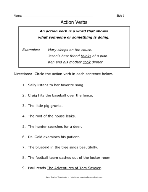 small resolution of Grammer 2nd Grade Worksheet   Printable Worksheets and Activities for  Teachers