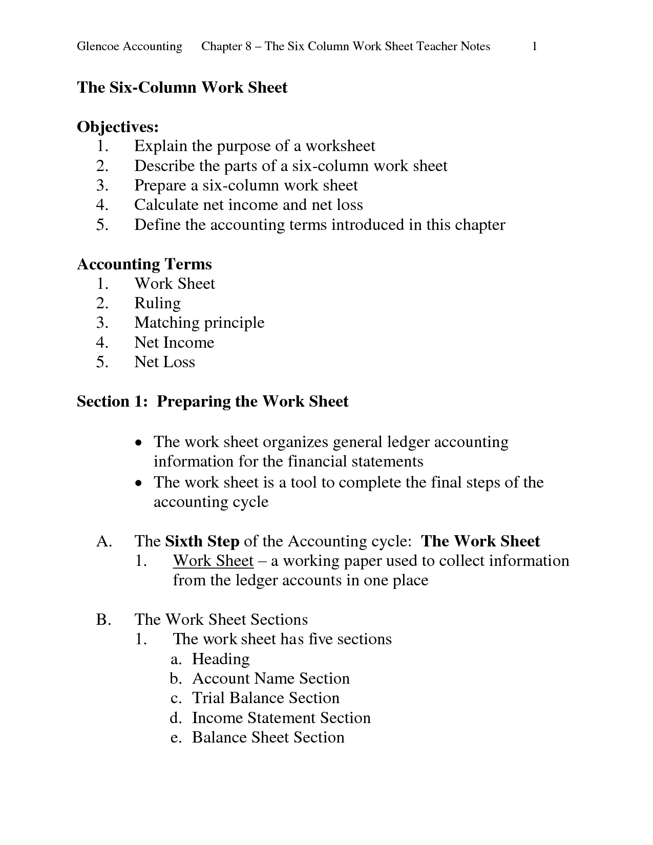 13 Best Images Of Glencoe Algebra 2 Practice Worksheets
