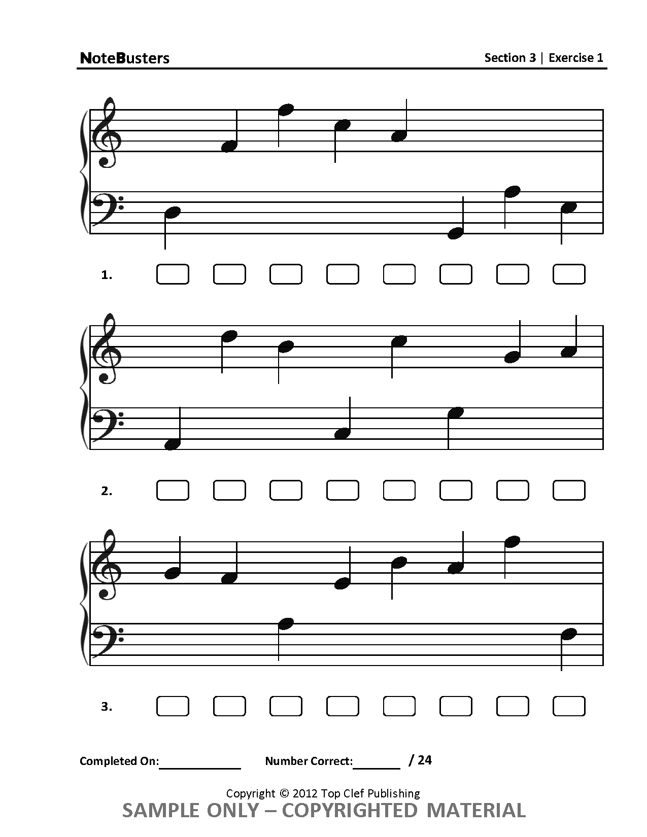 13 Best Images Of Sight Reading Music Christmas Worksheet