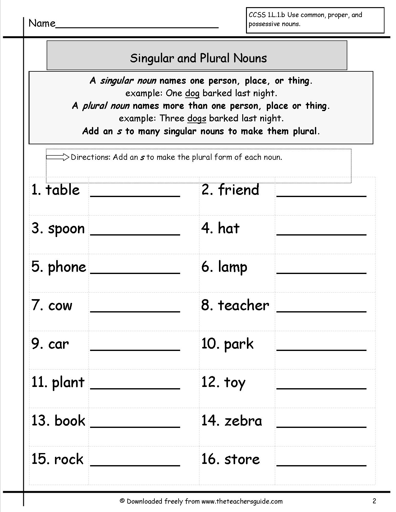 16 Best Images Of Worksheets Identifying Sentences Types