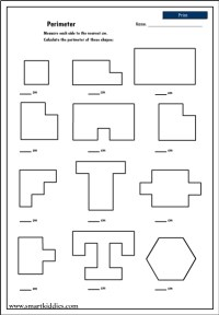 6 Best Images of Area Of Irregular Figures Worksheet