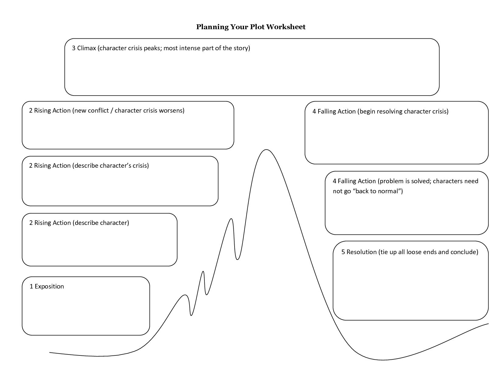 Christmas Plot Graph Worksheet