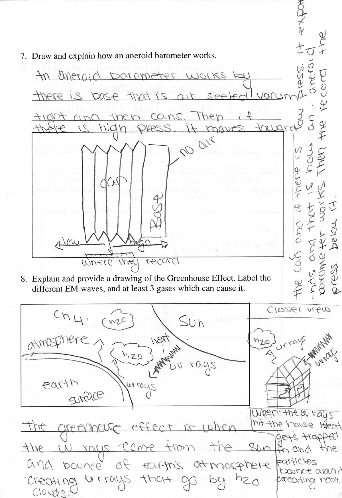 13 Best Images Of Science Weather Worksheets Grade 2