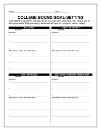 18 Best Images of Goal Tracking Worksheet - Goal Setting ...