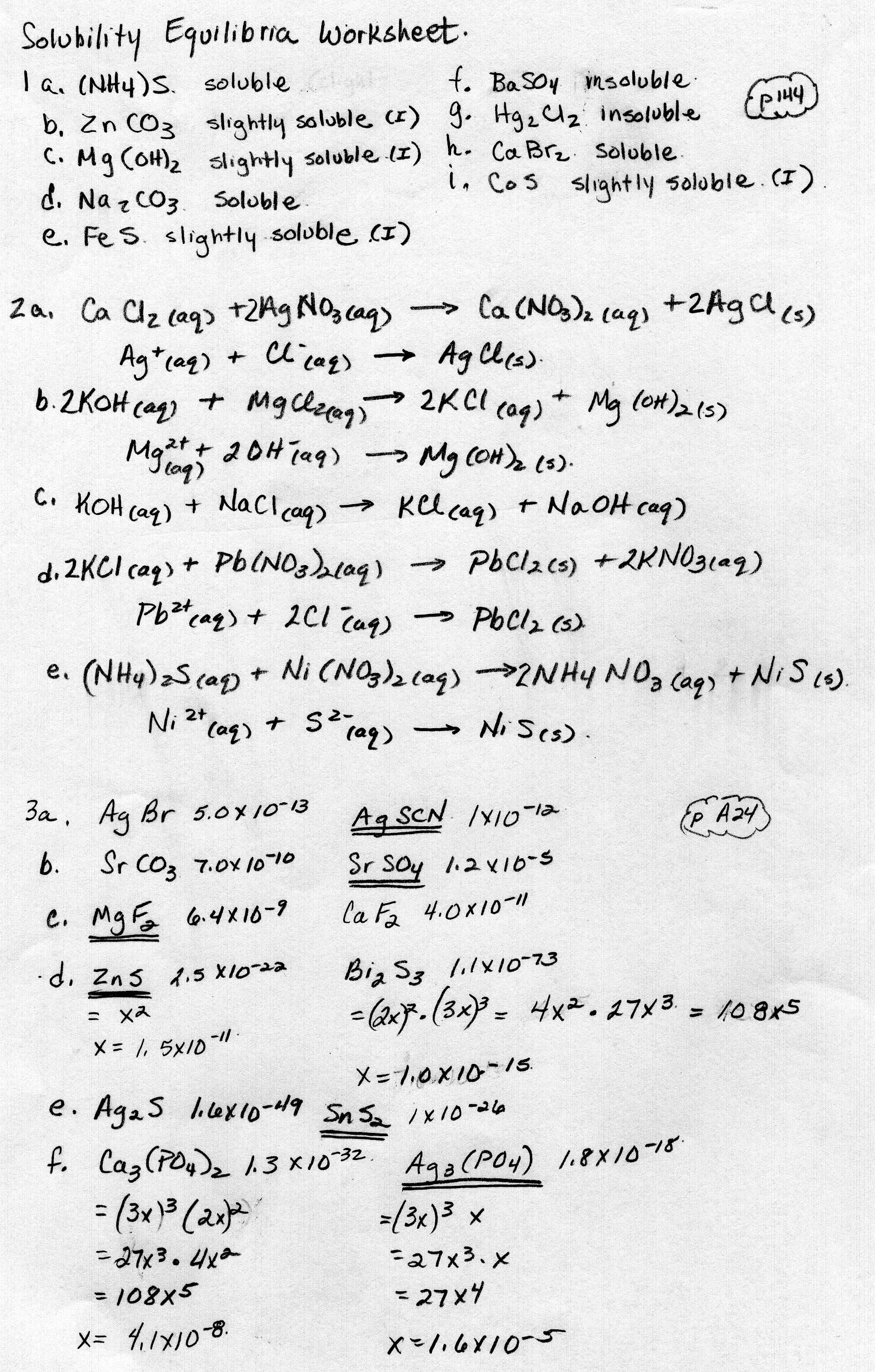 19 Best Images Of Heat Capacity Worksheet With Answers