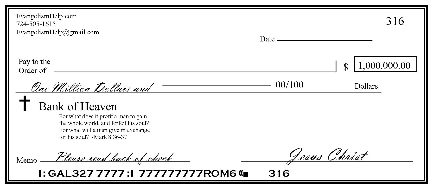 11 Best Images Of Checks Sample Worksheet