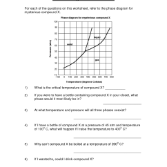 Potential Energy Diagram Worksheet Key Clarion Cz100 Wiring 15 Best Images Of Phase Change Answers