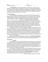 14 Best Images of 13 Colonies Worksheets 5th Grade - 13 ...