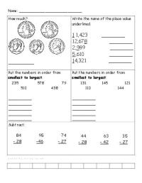 12 Best Images of Counting Money Worksheets 4th Grade ...