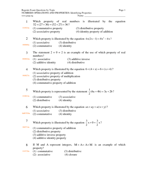 small resolution of Additive Inverse 7 Grade Worksheet   Printable Worksheets and Activities  for Teachers