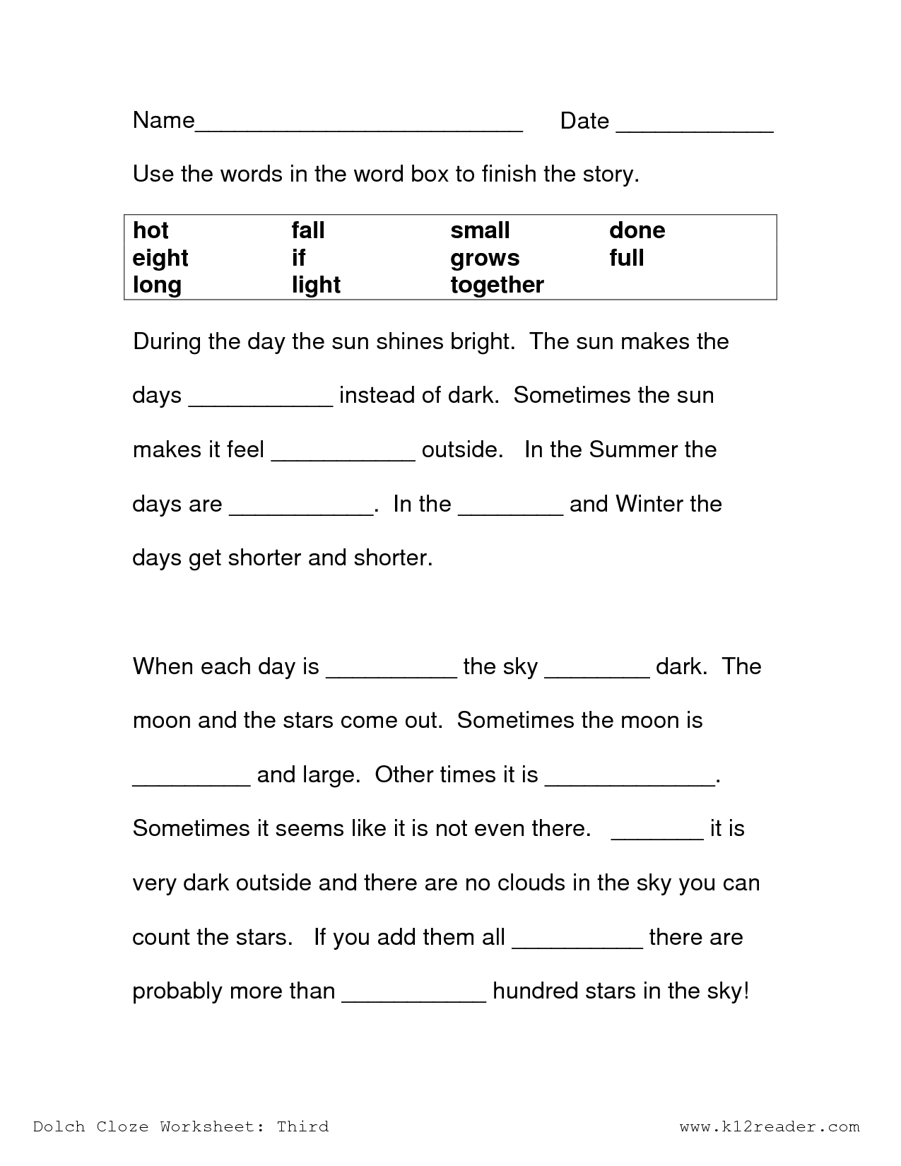 8 Best Images Of Multiple Choice Worksheets Money