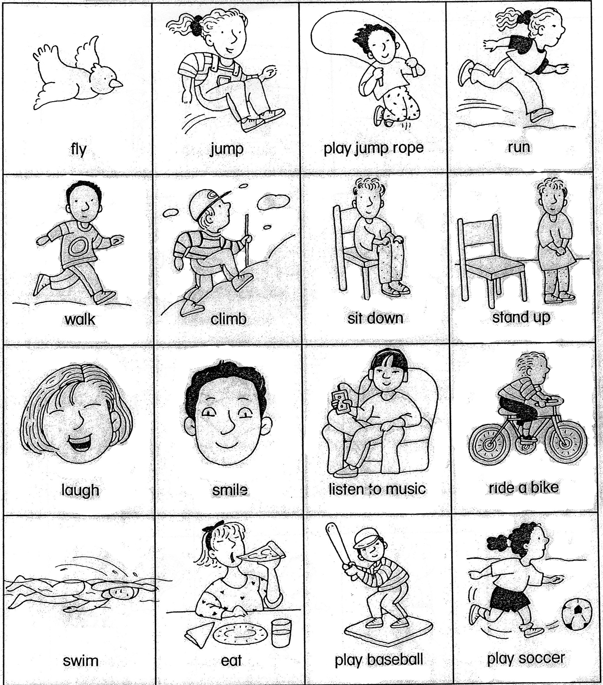 16 Best Images Of Verb Tense Exercises Worksheet