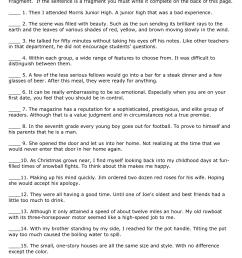 Sentence Versus Fragment Worksheet   Printable Worksheets and Activities  for Teachers [ 1650 x 1275 Pixel ]