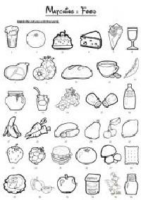12 Best Images of 4 Basic Food Groups Worksheets