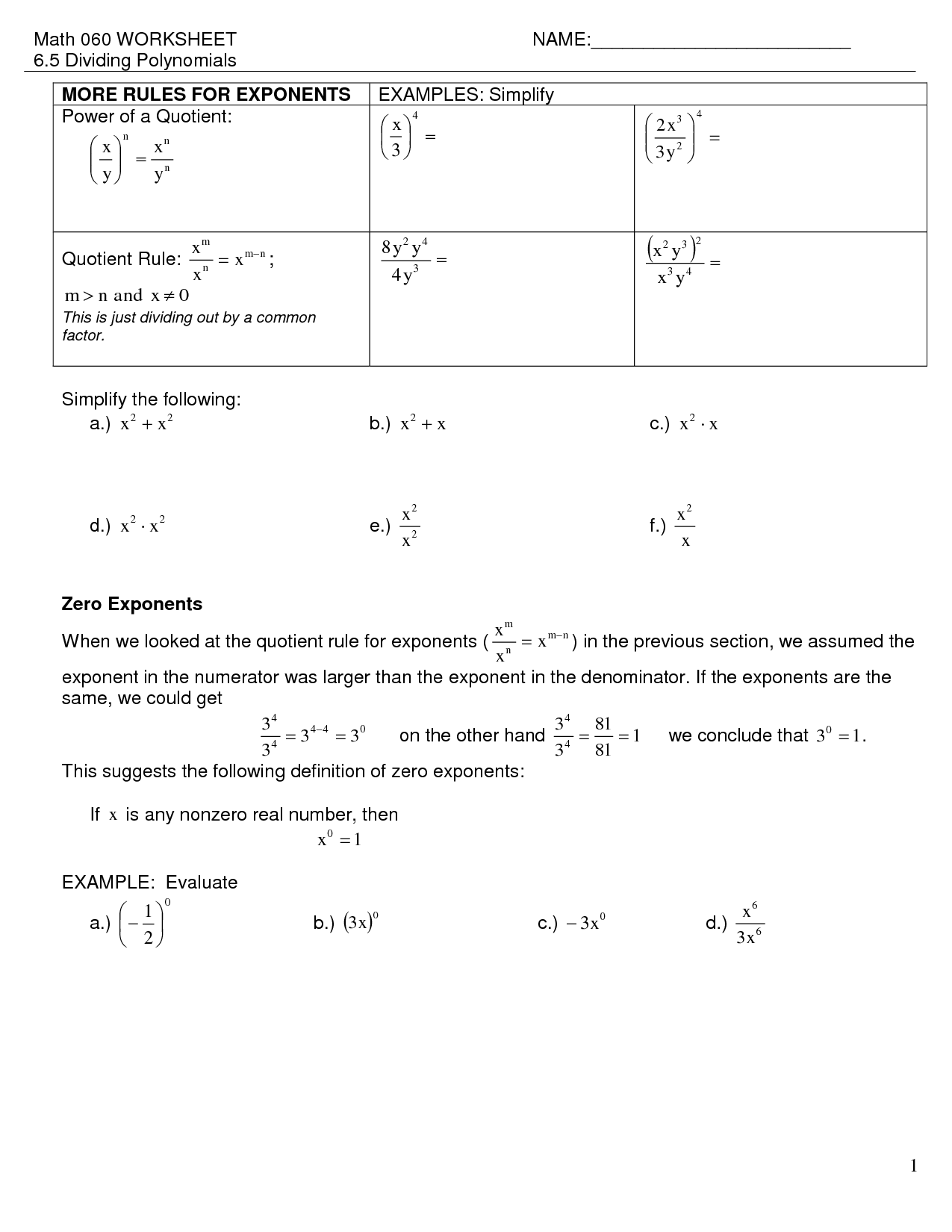 8 Best Images Of Simplifying Radical Expressions Worksheet