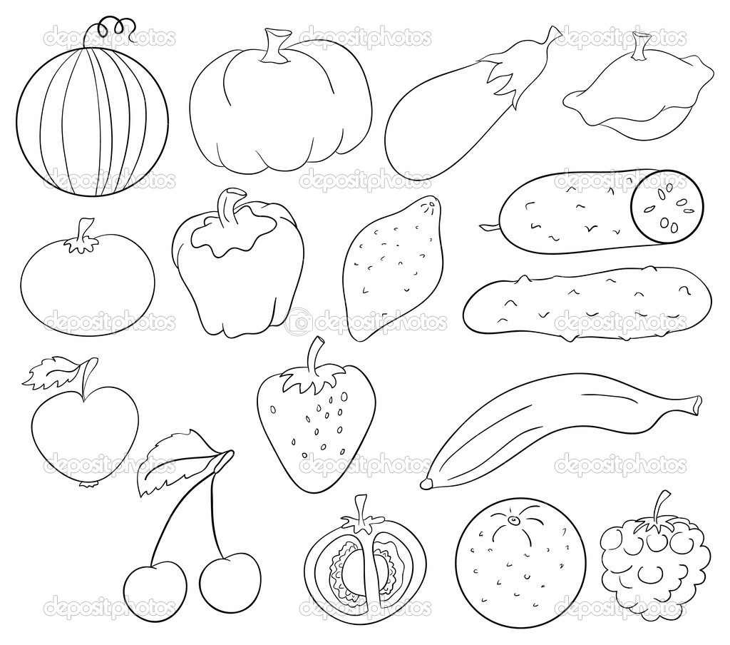 14 Best Images Of V Is For Vegetables Worksheet
