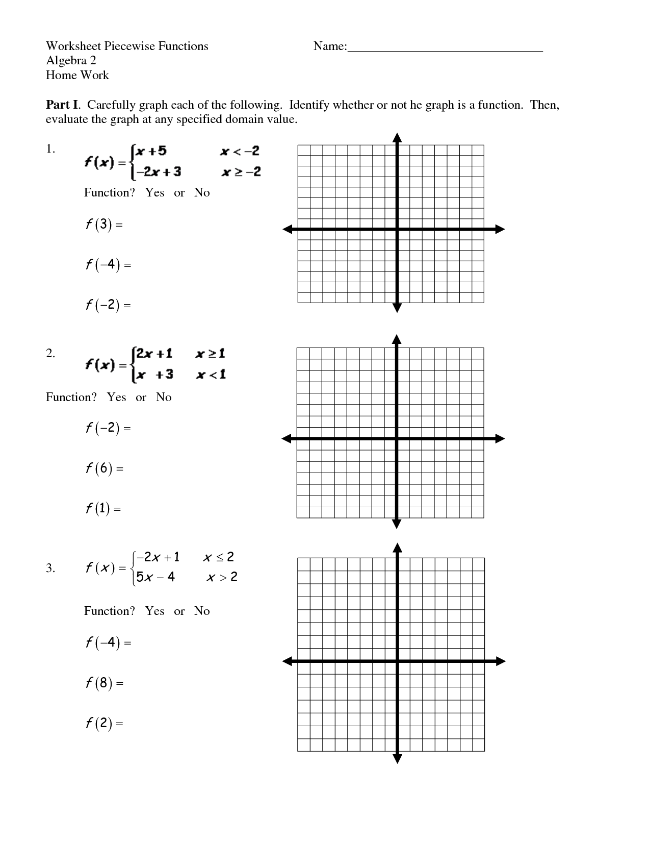 Worksheet Function