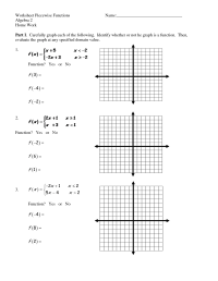 12 Best Images of Graph Linear Equations Worksheet Answers ...
