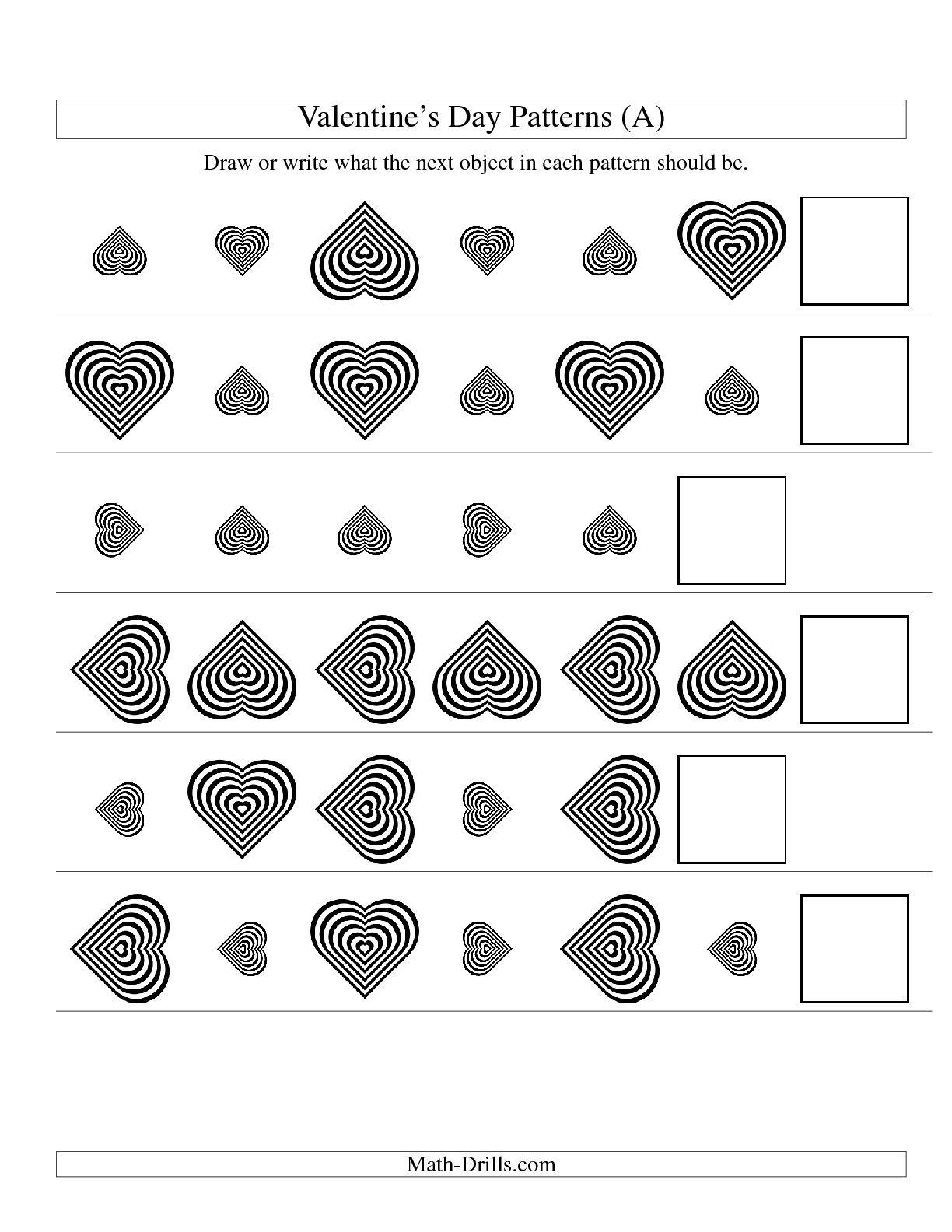 13 Best Images Of Same Size Worksheets