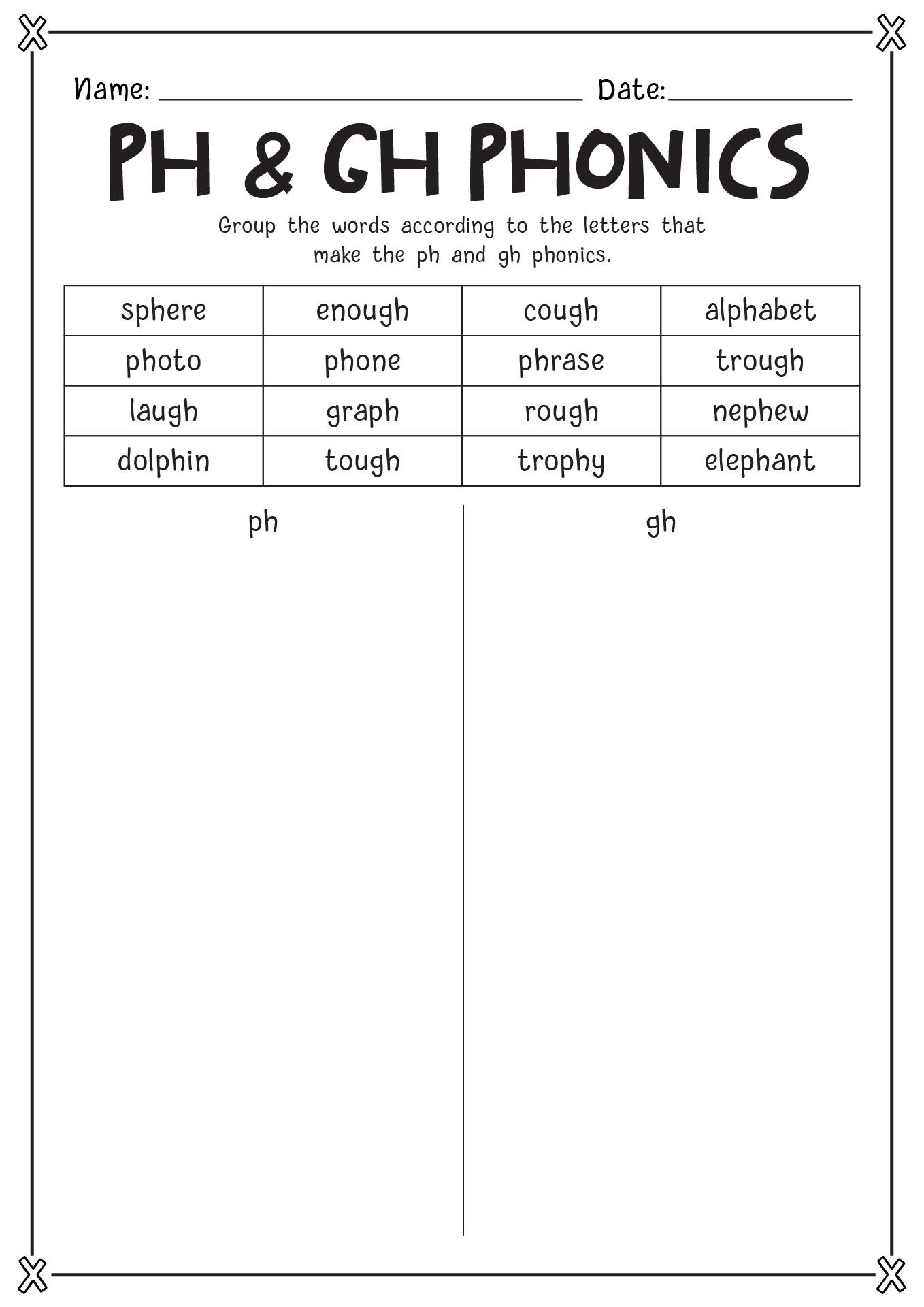 Hearing Sound Worksheet